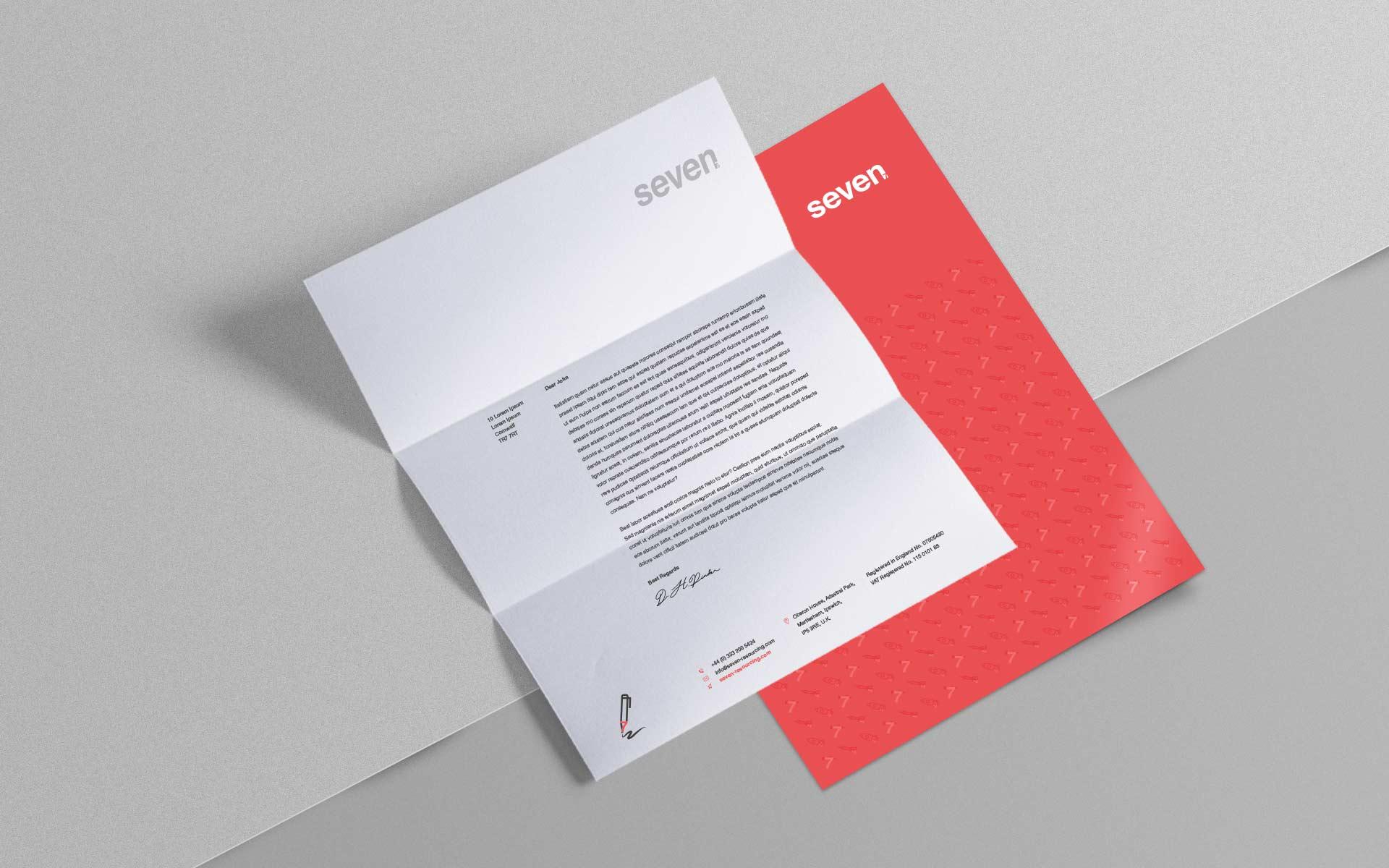 Seven-Letterhead